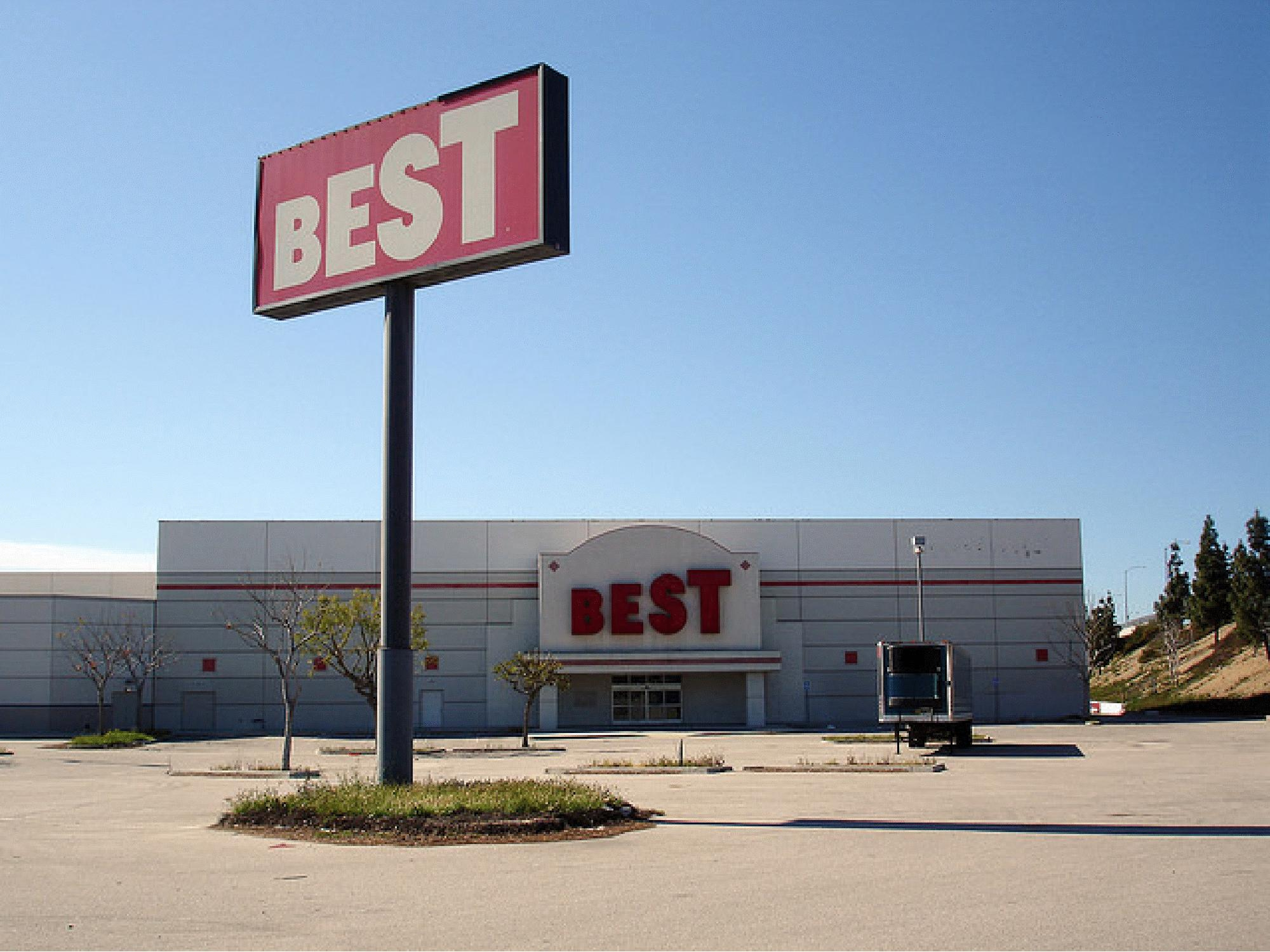 The stores, which are about 1, square feet in size compared with Best Buy's bigger boxes of 40, square feet, are scheduled to close by the end of May, he said.