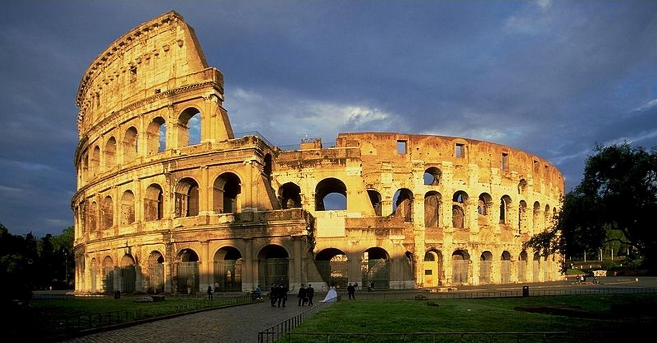 Architecture branding imprinting the imperium romanum wherever thy