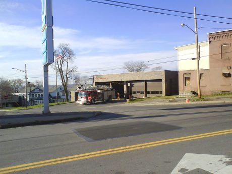 Auto Repair Liverpool on Fire Station   Salina Street  Syracuse  New York
