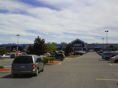 DSC09661 THD Lowes Cornelia Street near i87 Plattsburg New York