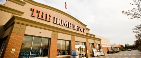 THD THD suburban large format store Upgraded exterior finishes