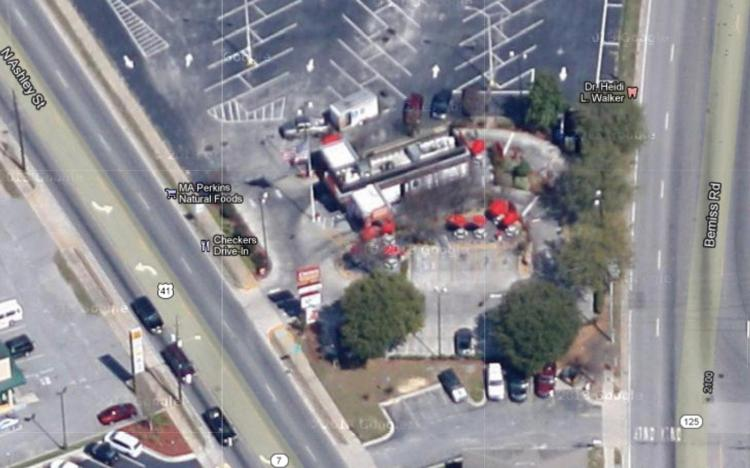 Checkers_Rallys Checkers 2129 North Ashley St Valdosta GA 7 MAP