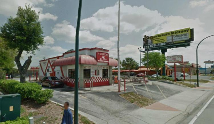 Checkers_Rallys FORMER Rallys Tortas 6151 South Orange Blossom Trail Orlando FL 2