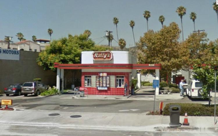 Checkers_Rallys Rallys 1801 South Brand Blvd Glendale CA 5