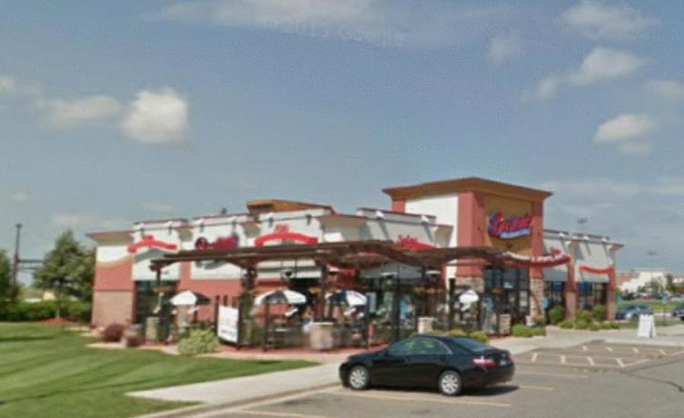 Boston Pizza Bostons USA 12794 Riverdale Blvd Coon Rapids MN