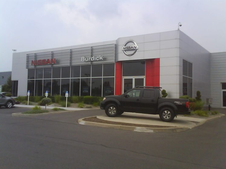 DSC06252 Nissan Nissan Dealership US-NY-Cicero Drivers Village
