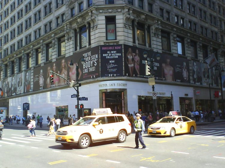 DSC11724 - VS Victoria Secret 6th Avenue and West 34th Street NYC NY
