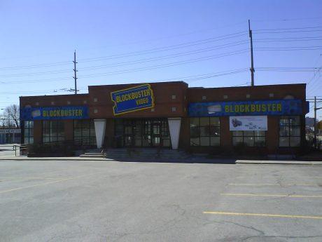 DSC08792 - Blockbuster Montreal Road and St-Laurent Blvd Ottawa ON