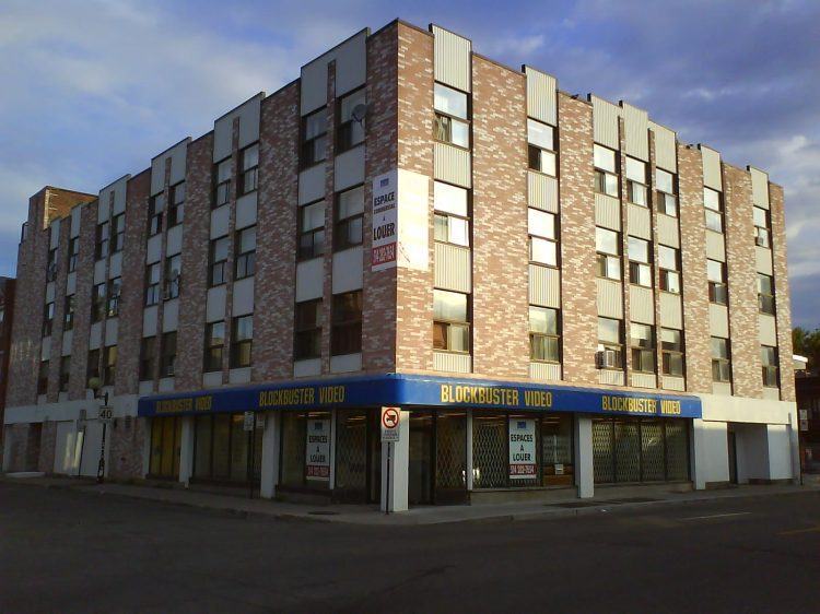 DSC09689 - Blockbuster Ave des Pins and Rue St-Dominique Montreal QC