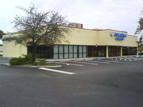 DSC12180 - Blockbuster FORMER Central Shopping Plaza Northwest 7th Street Miami FL