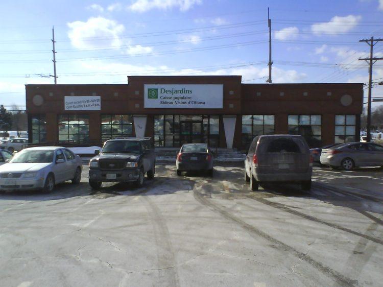 DSC12289 - Blockbuster FORMER NOW Desjardins Montreal Road and St-Laurent Blvd Ottawa ON