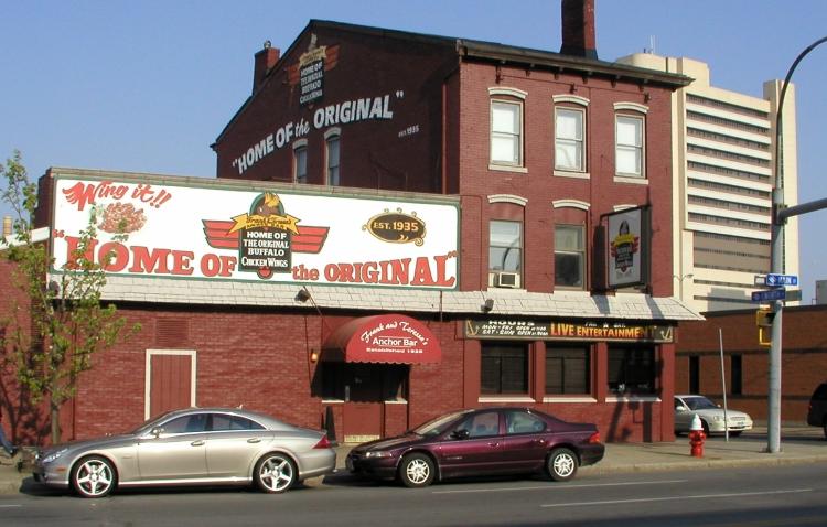 BWW - Anchor Bar Buffalo New York