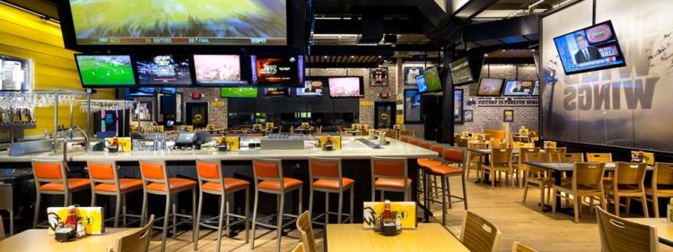 BWW - BWW Stadia concept bar area