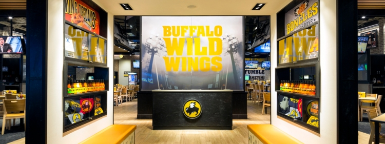 BWW - BWW Stadia concept Hostess station