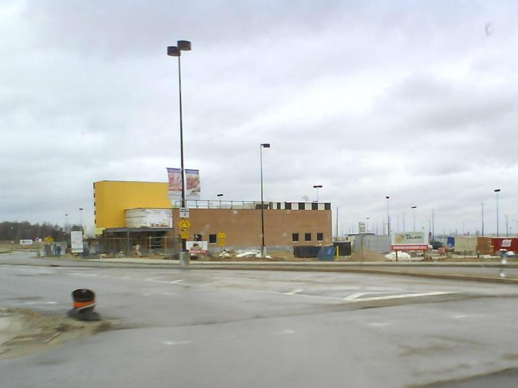DSC08748 BWW - BWW Construction Mapleview Drive near Highway 400 Barrie ON