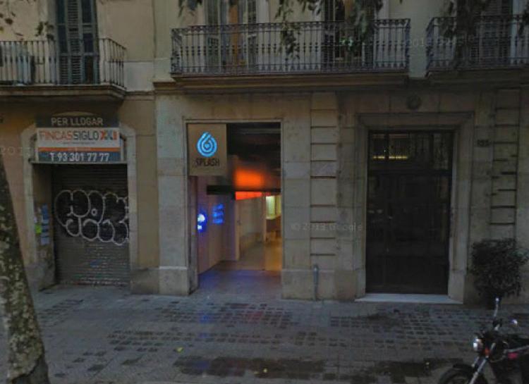 Laundromats - Splash Spain-Barcalona 199 Carrer de la Diputació