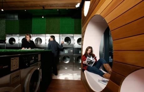 Laundromats - Suds Laundrette Melbourne Australia