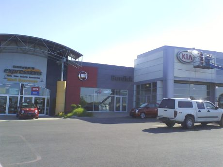 DSC09497 Fiat Fiat Dealership Driver's Circle Cicero NY