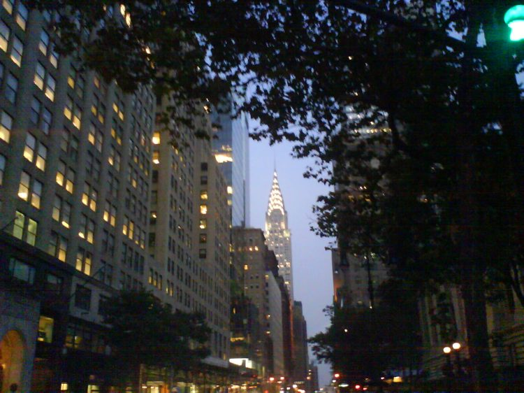 DSC11468 Fiat Chrysler Building New York City NY