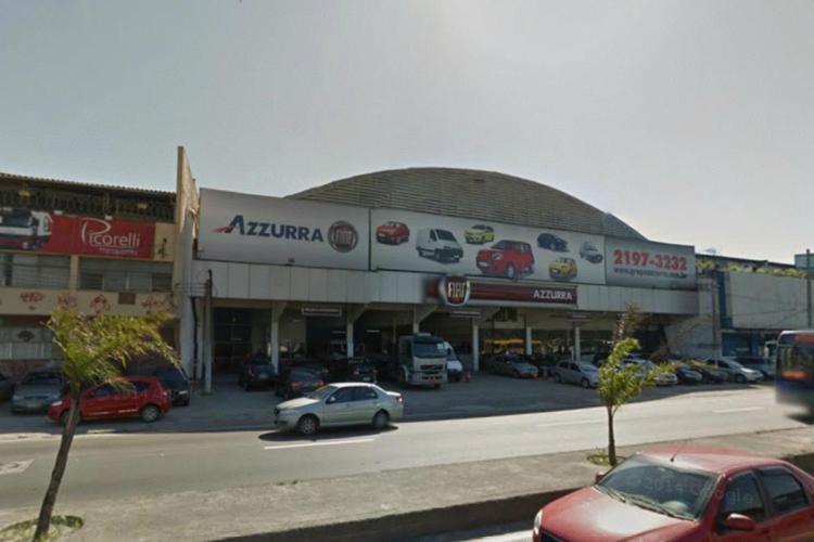 Fiat dealership Avenida Brasil, 8685 - Olario Rio de Janeiro Brazil