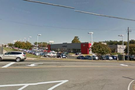Fiat landmark 5765 Peachtree Industrial Boulevard Atlanta GA 3