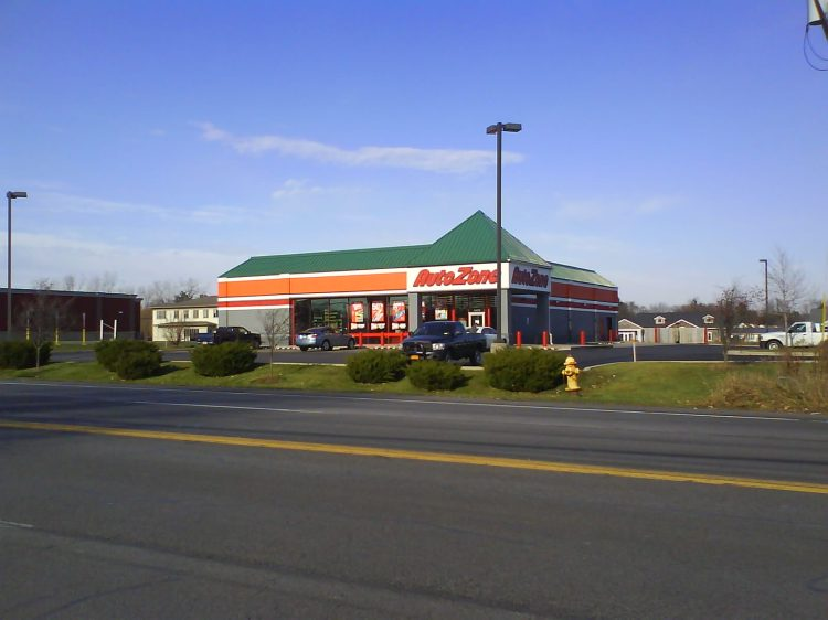 DSC07124 NAPA Autozone West Taft Road Syracuse NY