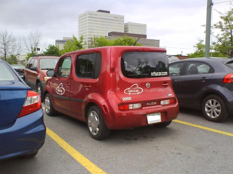 DSC12517 NAPA Vrtucar Car Sharing Service
