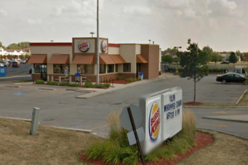 Architecture Branding Burger King Dramatically