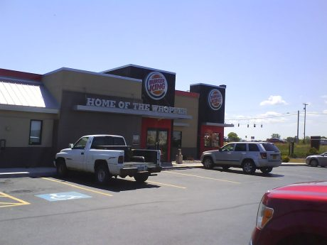 DSC09530 - BK - Burger King 4035 Route 31 Clay NY