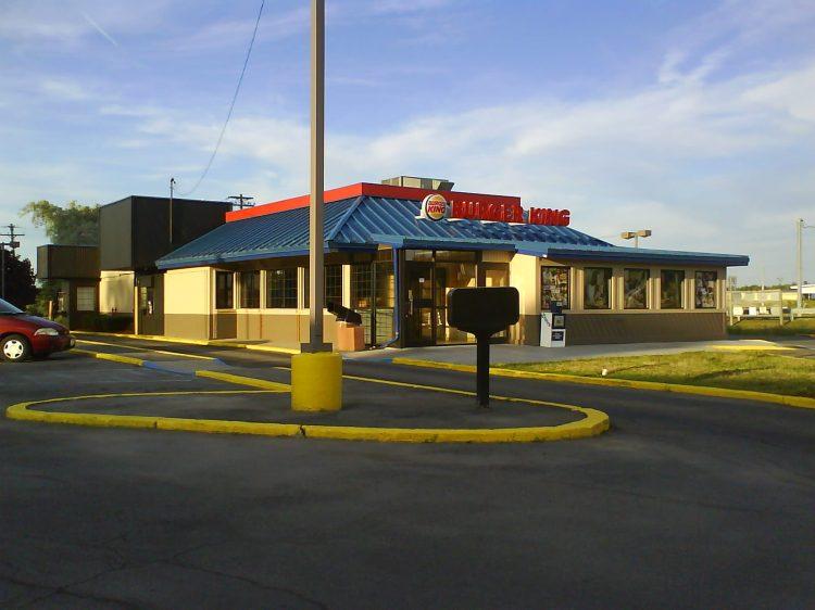 DSC09574 - BK- Burger King - 732 Canton Street Ogdensburg NY