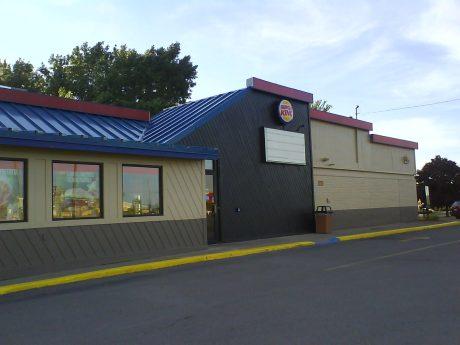 DSC09575 - BK- Burger King - 732 Canton Street Ogdensburg NY