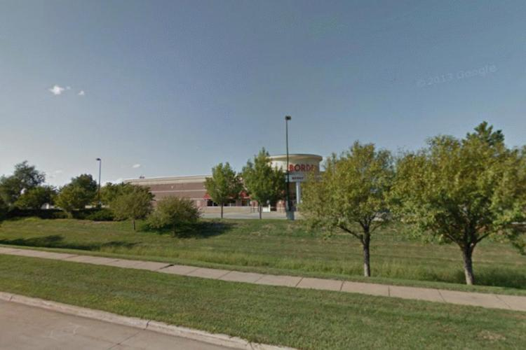 Borders SA East 53rd Street Davenport Iowa North Ridge Shopping Center 2 https___maps.google