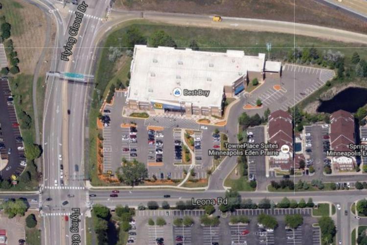 Best Buy 11600 Leona Road Eden Prairie MN 1 Aerial https___maps.google