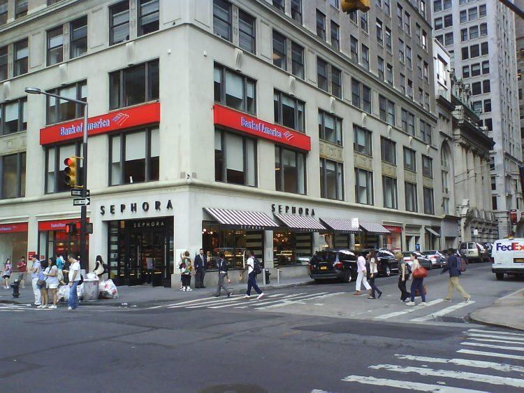 DSC11586 Sephora Sephora 150 Broadway NYC NY