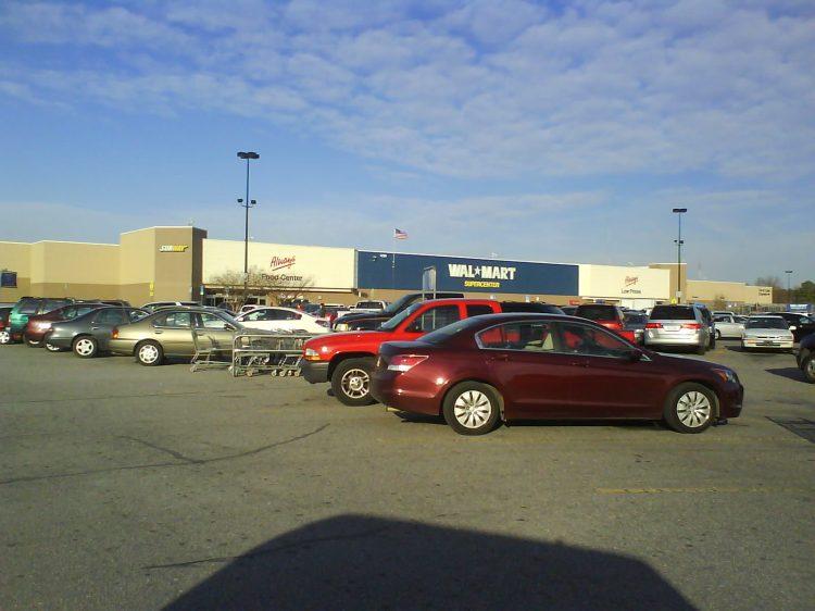 DSC07634 TGT - Walmart 1299 N Brightleaf Boulevard Smithfield NC