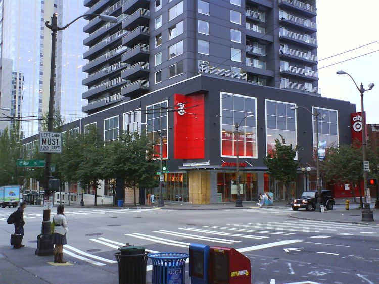 DSC12847 TGT - CityTarget 1415 2nd Ave (at Pike St) Seattle WA