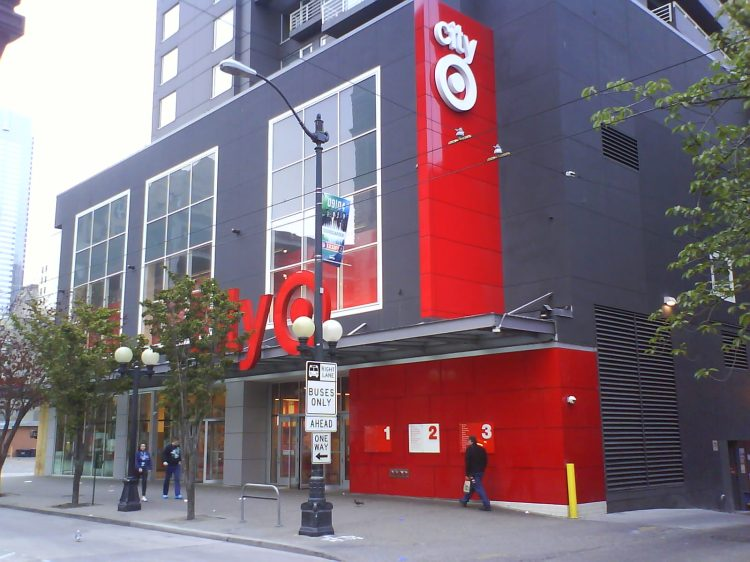 DSC12852 TGT - CityTarget  1415 2nd Ave (at Pike St) Seattle WA