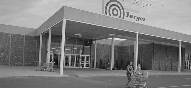 TGT - Target Store Facade circa 1960s