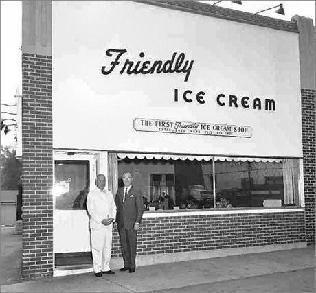 Friendly Ice Cream First store