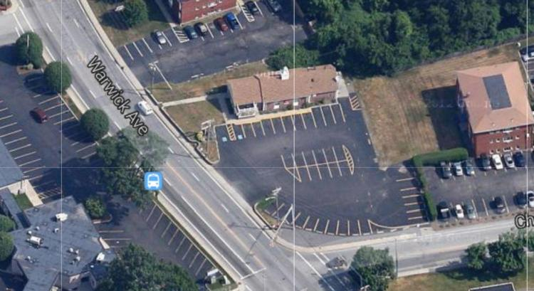 Friendlys 2080 Warwick Avenue Warwick RI 1 Aerial https___maps.google