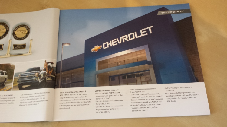 20150508_170240 GM Chevrolet - Chevrolet brochure