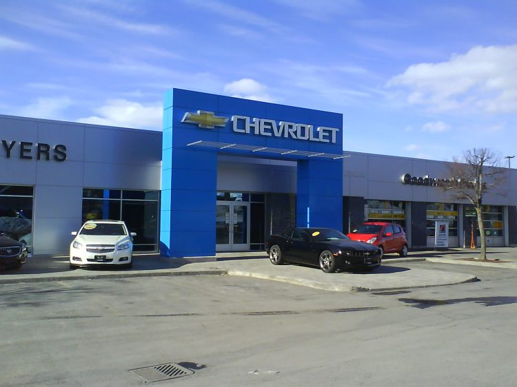 DSC10749 GM Chevrolet - Chevrolet GMC  1875 St Joseph Blvd Orleans ON