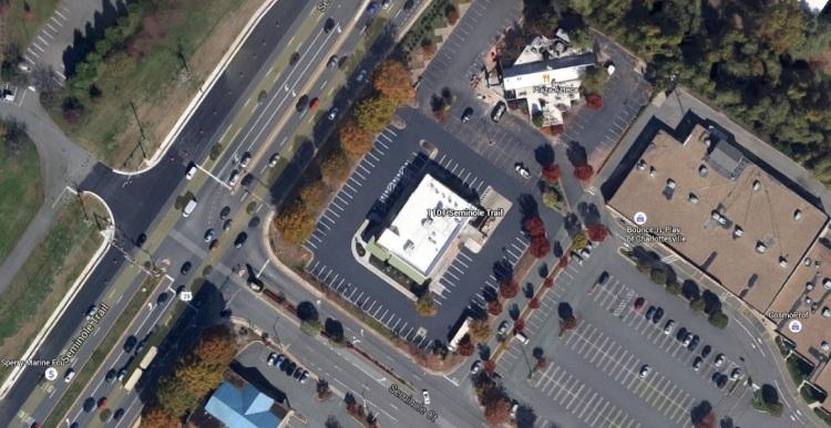 OSI - Outback 1101 Seminole Trail Charlottesville VA 1 Aerial https___maps.google (2)