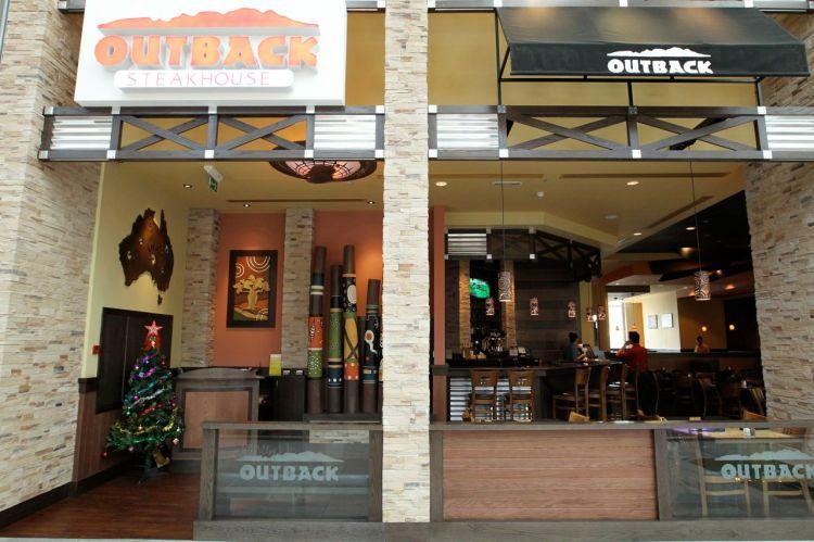 OSI - Outback UAE Dubai Dubai Mall