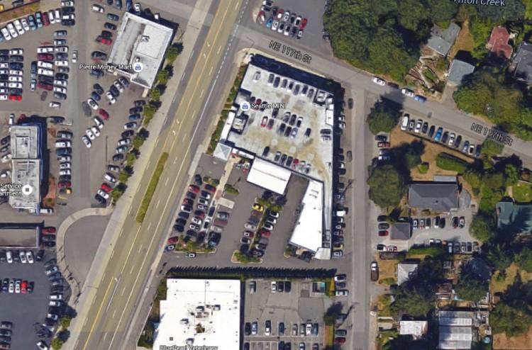 MINI-MINI 11550 Lake City Way NE Seattle WA 1 Aerial https___maps.google (2)