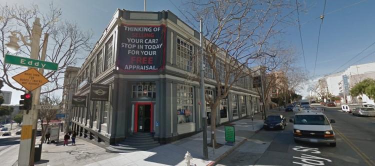 MINI-MINI FORMER Body shop 799 Van Ness Avenue San Francisco CA 5 https___maps.google (2)
