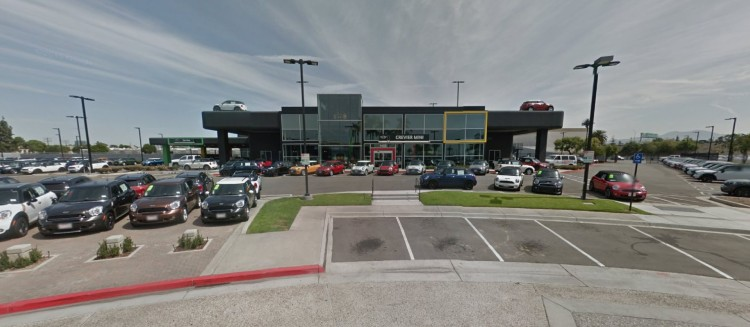 MINI-MINI FORMER LR-Jaguar 1455 Auto Mall Drive Santa Ana CA 2 https___maps.google (2)
