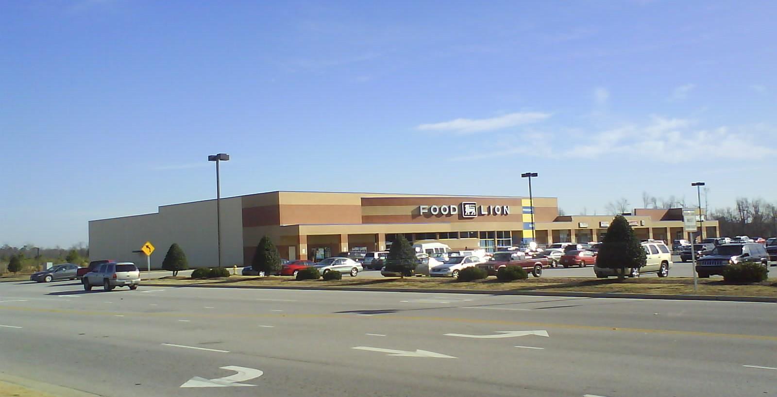 Food lion warehouse dunn nc