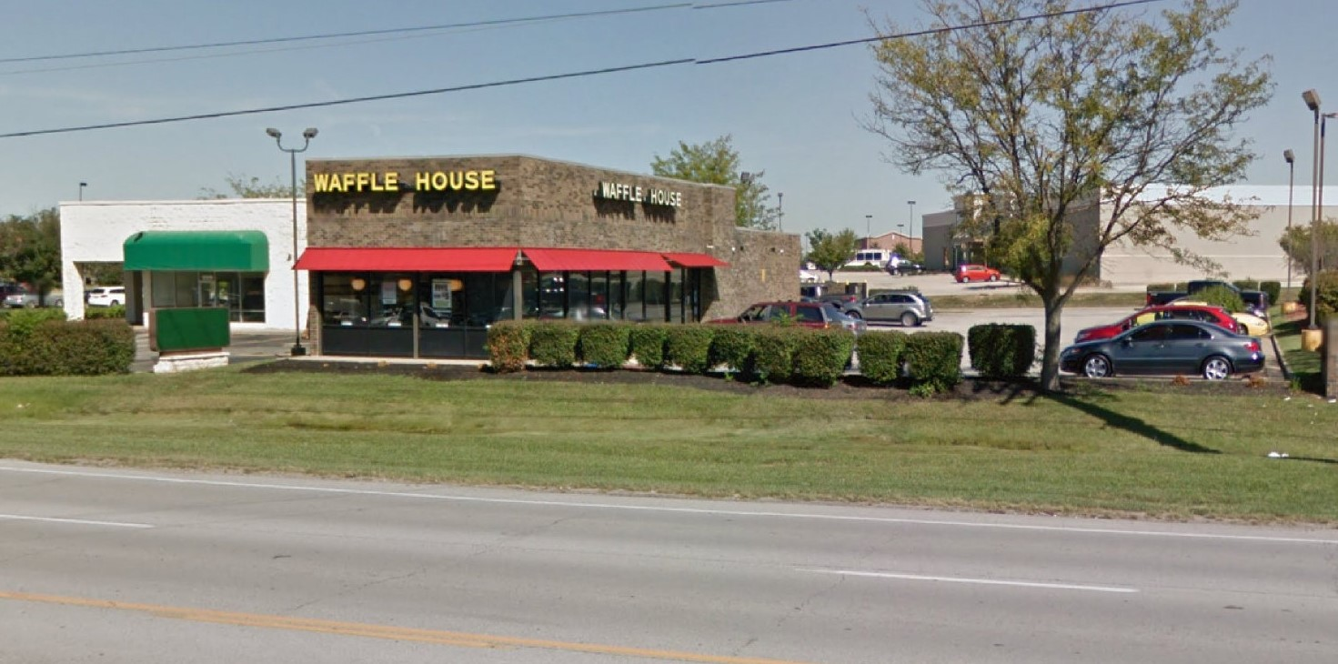 Waffle House Louisville Ky