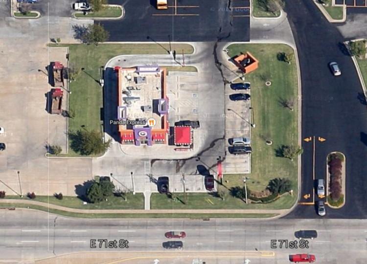 PRG - Panda Express 9815 East 71st Street Tulsa OK 1 Aerial https___maps.google (2)